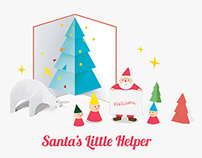 Christmas Event Santa's little helper