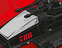 Cobra H.I.S.S. Tank