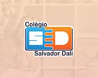 Manual da marca - Colégio Salvador Dalí