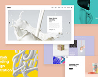Ukiyo - A Portfolio WordPress Theme