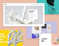 Ukiyo - A Portfolio WordPress Theme