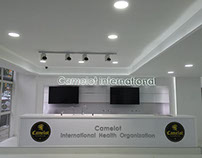 Camelot International Showroom
