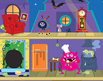 BBC Cbeebies Magazines, Spook House