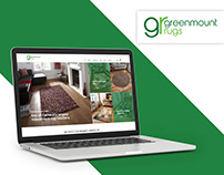 Rug / Carpet e-commerce Website Design