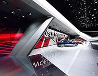 Audi Stand at Geneva 2017