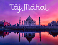 Engraved Love : Taj. A print development project.