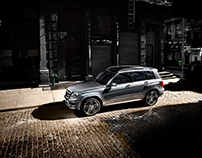 Mercedes GLK NY