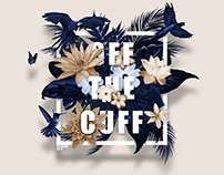 OFF THE CUFF Branding Typography