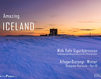 Amazing Iceland Video │Atlagerðistangi -The Blue Hour