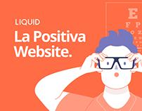 La Positiva Website