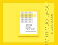 Graphic Design - Portfolio LayOUT