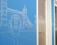 Webcredible: Office Design/Illustration/Graphic Design