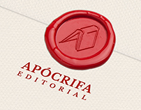 Logo Editorial Apócrifa
