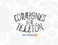 Corazones por Teletón - Banco de Bogotá
