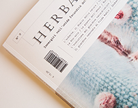 HERBARIA // Magazine for plants lovers