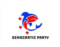 Democratic Party Logo: Shark Tank