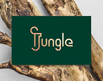 Logo and Identity for Jungle cosmetics