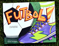 Fútbol! A Fun Doodle Book on All Things Fútbol