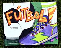 Fútbol! A Fun Doodle Book on All Things Fútbol