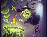 Halloween Cuisine: Witchstew