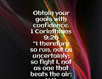 Obtain your goals. with confidence.