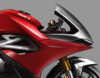 Ducati Testastretta