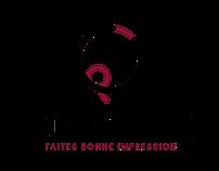 Essais de logo agence de communication