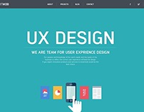Smartmob Official Website Design