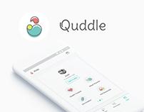 Quddle