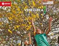 Revista corporativa para la empresa estadal PDVSA