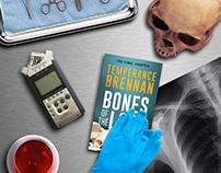 Bones Flatlays