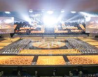 King Salman Riyadh's Allegiance Ceremony