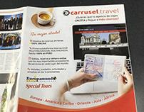 Aviso Revista para Carrusel Travel