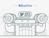 BlueVine Spot 2