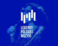 LEGENDY POLSKIEJ MUZYKI | Polish music branding & ID