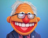 Bernie Ernie 2016