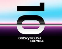 Galaxy S10 - Polish Premiere