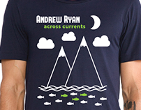 Andrew Ryan Band Merch