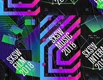 SXSW Rebrand