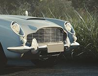 Aston Martin DB5 1963 FULL CG