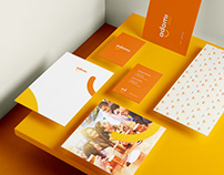 Adomi - Visual Brand