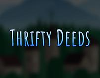 Thrifty Deeds - game