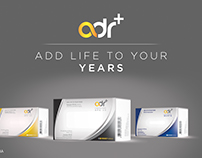 Adr Logo, package design