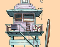 Lifeguard Tower Design