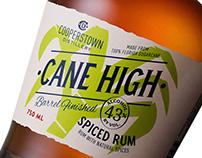 Cane High Cooperstown Distillery