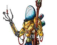 Goblin illustration 002