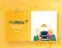 PickMyCar @ Website