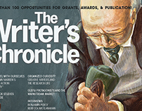 Cover for The Writer's Chronicle