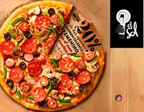 La Pizzadística / EL SOL