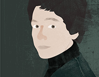 Writers' portraits